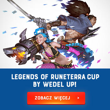 Legends of Runeterra CUP by Wedel Up!