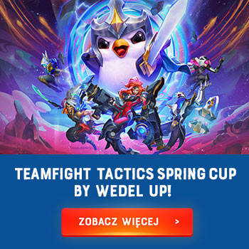 Teamfight Tactics Spring CUP by Wedel Up!